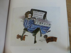 ピアノ 絵