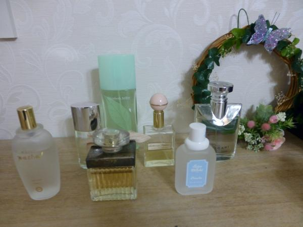 香水 コレクション