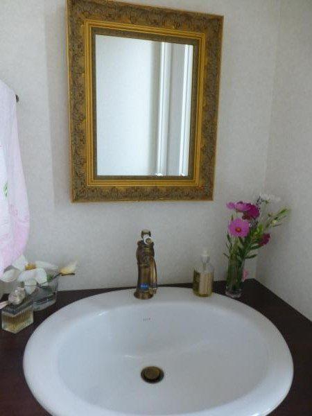 ピアノ室 洗面所
